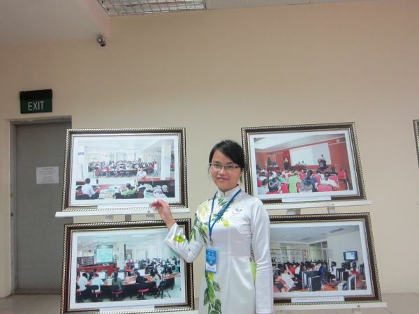 The Board of CEC (Part 3)- Miss Thuy Linh